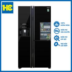 Tủ lạnh Hitachi R-FM800GPGV2(GBK) – Miễn phí vận chuyển & lắp đặt – Bảo hành chính hãng