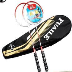 Bộ 2 cây vợt cầu lông (2 vợt kèm túi) cao cấp