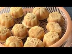 Bánh Bông Lan Truyền Thống phần 100 cái