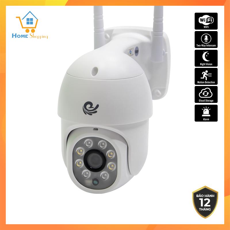 Camera wifi IP ngoài trời không dây VIETSTAR CC8021Pro 2.0Mpx, nhận diện khuân mặt, quay đêm có HỒNG NGOẠI , xoay 360 độ, đổi trong vòng 7 ngày, bảo hành 12 tháng. CC8021PRO