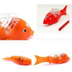Lồng đèn Trung thu hình cá chép vui chơi cho bé