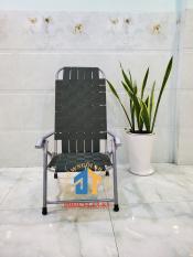 Ghế bố xếp sắt mini dây đan ĐẠI THÀNH-GX19