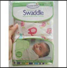 Khăn quấn bé sơ sinh hình kén mùa hè Swaddle , Ủ kén Cotton