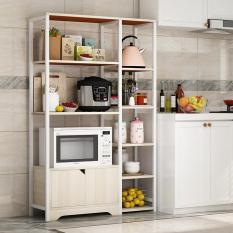 Kệ để đồ nhà bếp – Kệ để đồ đa năng – Kệ lò vi sóng – Kệ để đồ nhà bếp 5 tầng tiện dụng