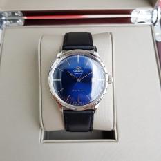 Đồng hồ Nam Orient Bambino Gen 3 SAC0000DD0 Automatic Mặt xanh,lồi,Lịch ngày,Kính khoáng-Máy cơ tự động-Dây da cao cấp-Size 40mm