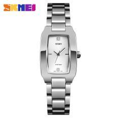 Đồng hồ nữ SKMEI 1400 dây thép doanh nhân cao cấp