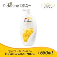 Enchanteur sữa tắm nước hoa Charming 650g