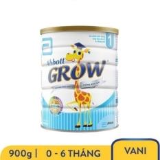 Sữa Abbott Grow 1 900g [CAM KẾT CHÍNH HÃNG)