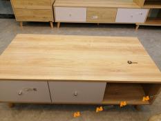Tủ gỗ An Nhiên hiện đại góc cạnh sắc nét phù hợp căn hộ xứng đáng đồng tiền bỏ ra Gỗ MDF loại cao cấp độ dày 17mm chất lượng gỗ vượt trội Mẫu mới hiện đại B96