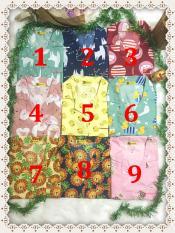 20 Mẫu Đồ Bộ Ngủ Nữ Pijama Tay Ngắn Quần Ngắn Mùa Hè 2019 (Ảnh Thật)