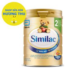 Sữa bột Similac Eye-Q 2 HMO 900g (dành cho Bé từ 6-12 tháng tuổi))