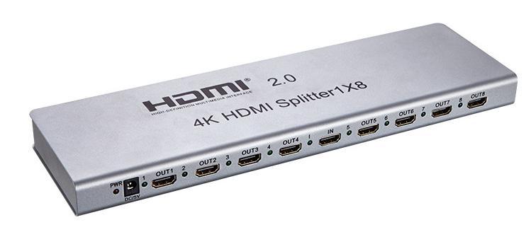 Bộ chia HDMI 1 ra 8