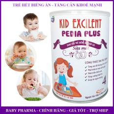 Sữa công thức cho trẻ biếng ăn, suy dinh dưỡng Kid Pedia Plus 900g