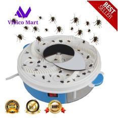Máy bẫy muỗi ruồi tự động thông minh, tiện lợi