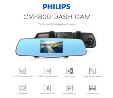 Camera Philips CVR800 siêu HD 1080 cho xe hơi – Bảo vệ an toàn cho bạn trên mọi chuyến đi