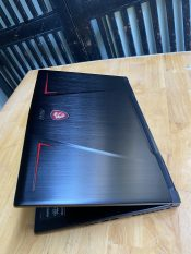 Laptop MSI GP73 8RE, i7 – 8750H, 8G, GTX1060, 17,3in 120Hz, 99%