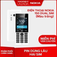 Điện thoại Nokia 150 Dual sim – Màu Trắng