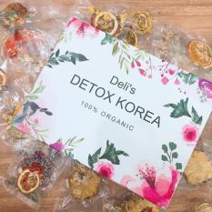 DETOX ORGANIC giảm cân an toàn DELI'S KOREA