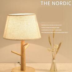 Đèn ngủ để bàn – đèn ngủ – đèn ngủ gỗ trang trí ROSE thiết kế mới lạ, độc đáo nhất