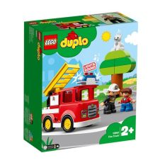 MY KINGDOM – Xe Cứu Hỏa Của Bé LEGO DUPLO 10901