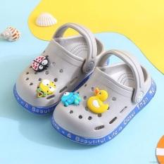Giày đế mềm họa tiết hoạt hình dễ thương cho bé