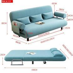 Ghế sofa giường- ghế sofa giường 1m2 x 2m