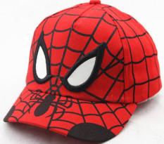 Nón kết bé trai in siêu nhân người nhện spiderman cực ngầu