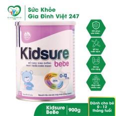 Sữa Kidsure bebe 900g – Dòng sản phẩm của Havit dành cho trẻ từ 0-12 tháng