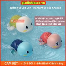 Đồ chơi nhà tắm – rùa bơi vặn cót cho bé khi tắm chất lượng đảm bảo an toàn đến sức khỏe người sử dụng cam kết hàng đúng mô tả