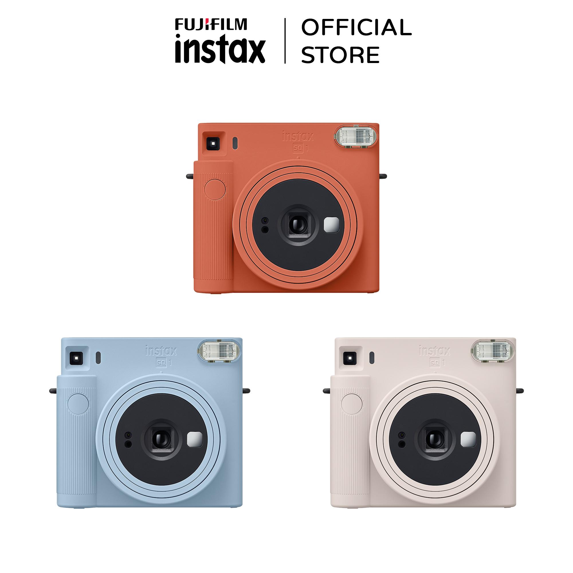 [Trả góp 0%]Máy chụp ảnh lấy liền – Fujifilm Instax SQ1