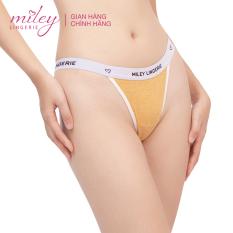 Quần Lót Lọt Khe Không Sườn Sexy Melange Active Miley Lingerie FMS67