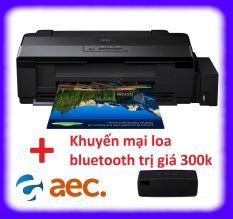 Máy in phun màu Epson L1800 sử dụng mực in chuyển nhiệt Hàn Quốc + Khuyến mại loa bluetooth trị giá 300k
