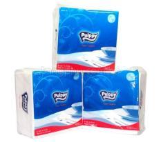 Khăn giấy vuông Pulppy 100 tờ