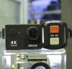 Camera Eken H9r bản mới, Kèm 1 Pin, 1 Dock sạc, và 1 thẻ nhớ 32GB
