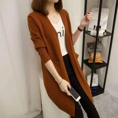 Áo khoác len nữ dáng dài chất len đẹp mềm thoải mái Lz.01412