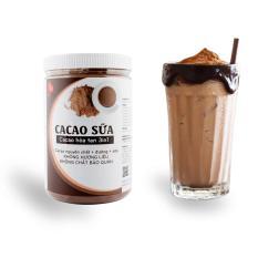 Bột cacao sữa 3in1 GreenD Food – Hũ 550gr cung cấp năng lượng