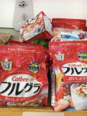 Ngũ cốc dinh dưỡng Calbee nội địa Nhật