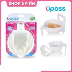 Dụng Cụ Nghiền Thức Ăn Dặm UPASS UP4010N Cho Bé, Chất Liệu Nhựa Không Chứa BPA,Nhỏ Gọn Có Thể Mang Đi
