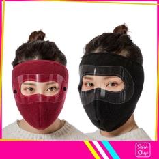 Khẩu Trang Ninja Nin Ja Nam Nữ Vải Nỉ Che Kín Mặt Chống Nắng Chống Bụi Có Kính – Khau Trang Ninja Nin Ja Nam Nu Vai Ni Che Kin Mat Chong Bui Chong Nang Chong Ret Co Kinh HNX01 – ShopSofia