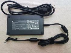 [Nhập NEWSELLERW503 giảm 10% tối đa 100K] sạc zin theo máy laptop sạc HP Zbook 17 G3 G4 – Sạc zin laptop HP 200w (19.5v-103A) đầu kim nhỏ màu xanh