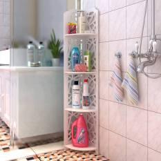 Kệ góc nhà tắm kệ góc 4 tầng chống nước (Mắt Lưới ) – IG151