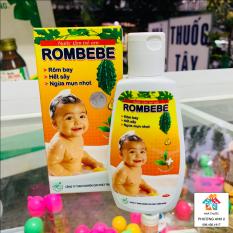 Sữa tắm rôm sảy Rombebe