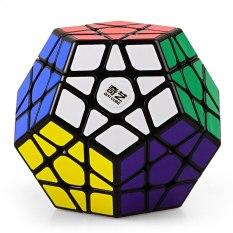 Rubik Megaminx Qiyi Rubik 12 Mặt Khối Lập Phương – Rubik Phát Triển IQ ( Sticker )