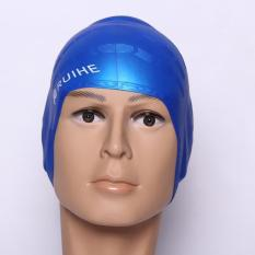 [Lấy mã giảm thêm 30%]Nón bơi mũ bơi Silicon che tai CQ (Dòng cao cấp)