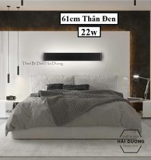Đèn hắt tường mỏng 2 đầu kiểu dáng hiện đại size 61cm – 22w – TN185