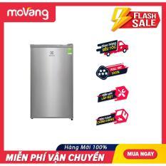 [Nhập ELMAY21 giảm 10% tối đa 200k đơn từ 99k]Tủ lạnh Electrolux EUM0900SA – Thiết kế nhỏ gọn thép không gỉ dung tích 92 lít – Bảo hành 24 tháng
