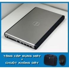 [Vỏ Nhôm] Laptop Cũ Dell Vostro 3400 Core i5 Ram 4G 320G Văn Phòng, Giải trí mượt mà. Tặng đẩy đủ phụ kiện