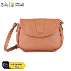 Túi đeo chéo thời trang nữ YUUMY YN30 chất liệu cao cấp mềm mại, bền đẹp, dễ dàng vệ sinh