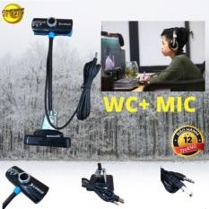 Webcam máy tính bàn HD có mic USB 2.0 /webcam có mic/webcam máy tính For WindowsXP SP2 full version, WindowsXP SP3