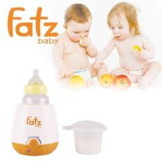 Máy hâm sữa và thức ăn tiệt trùng 03 chức năng FATZBABY FB3003SL